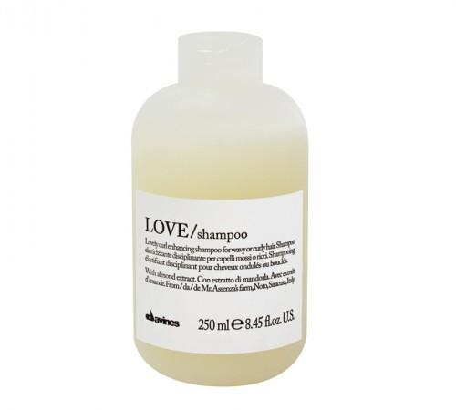 Love Curl Shampoo Volumizzante - Essential Care Davines