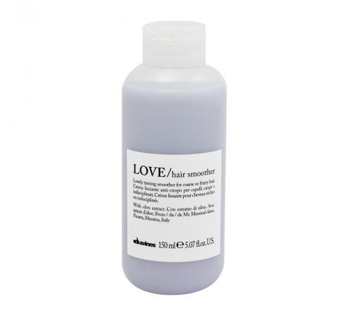 Love Hair Smooter Crema lisciante – Essential Care Davines