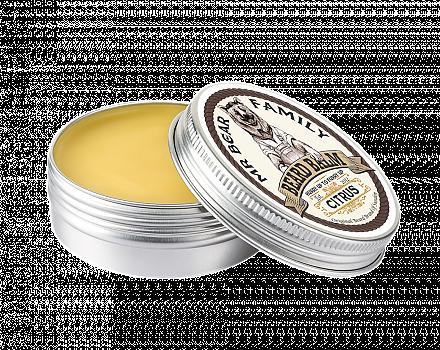 mrbear balsamo per barba karite citrus