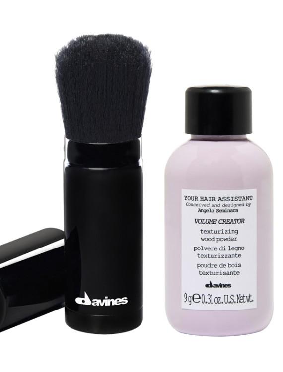 Volume Creator Polvere Texturizzante più Pennello - Your Hair Assistant Davines