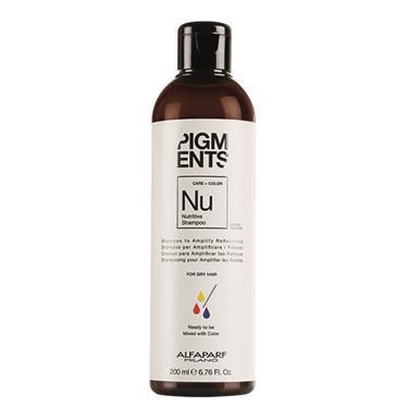 Shampoo Nutritivo nu - Pigments Alfaparf