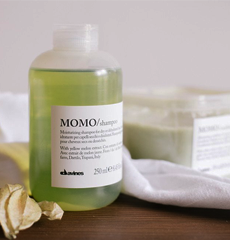 momo - capelli secchi